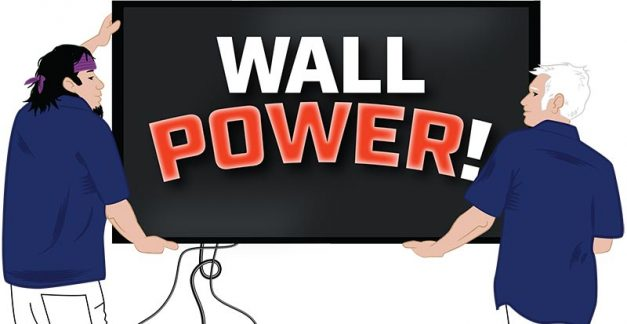2021 TV Buying Guide: Wall power!