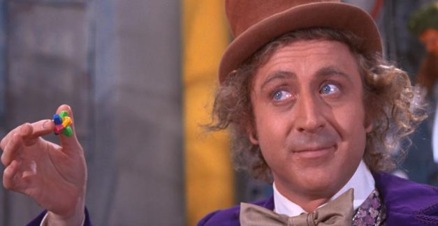 Willy Wonka's bringing his delights to 4K