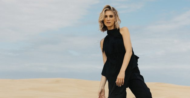 Delta Goodrem on live recording, falsetto sweeps, dreamy new album