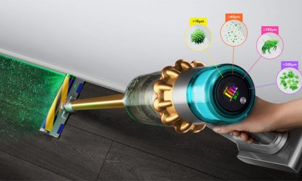 Dyson – the surface pros