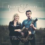 ALbum cover art for Felicity Urquhart and Josh Cunningham