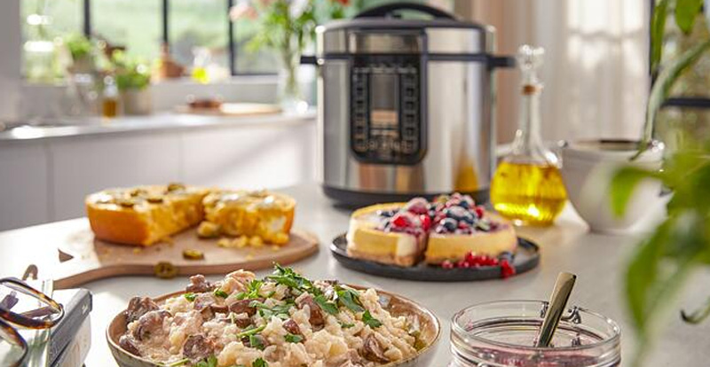 Philips All-in-One Cookers: Now you're cooking!