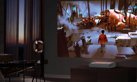 2021 TV Buying Guide: Living large with a projector