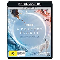 4K July 2021 - A Perfect Planet