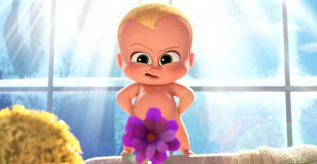 The Boss Baby is back, erm, baby!