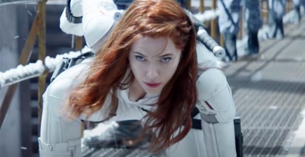 """A """"special look"""" at Marvel's Black Widow"""