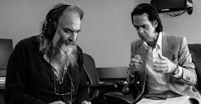 Nick Cave & Warren Ellis' 'Carnage' arrives on waxen wings