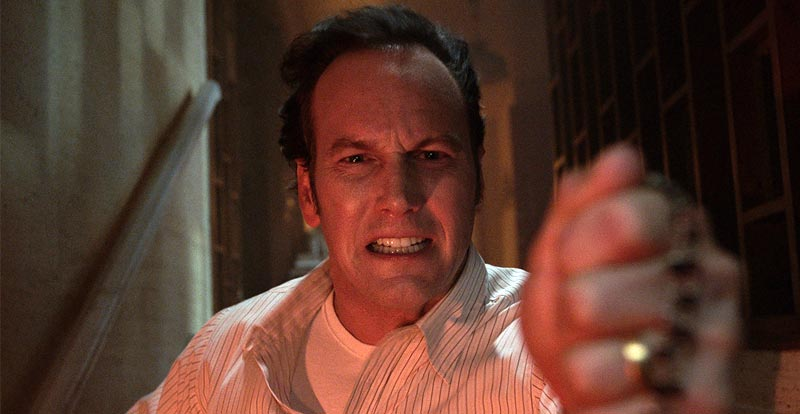 The Conjuring: The Devil Made Me Do It is calling!