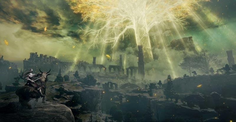 George R.R. Martin and FromSoftware collide for Elden Ring