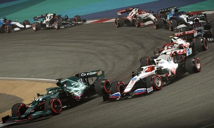 Clap your eyes on F1 2021