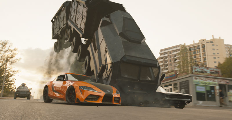 Fast & Furious 9 – review