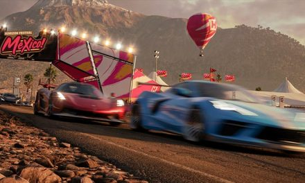 We're off to Mexico with Forza Horizon 5!