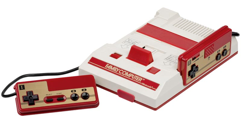 Game Changers! Famicom