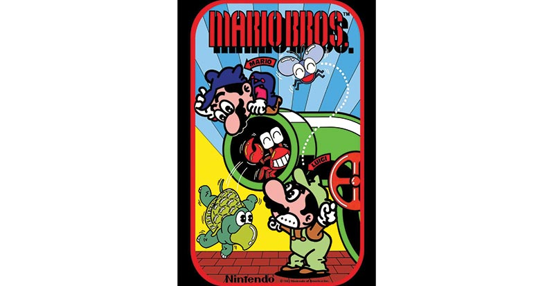 Game Changers! Mario Bros.