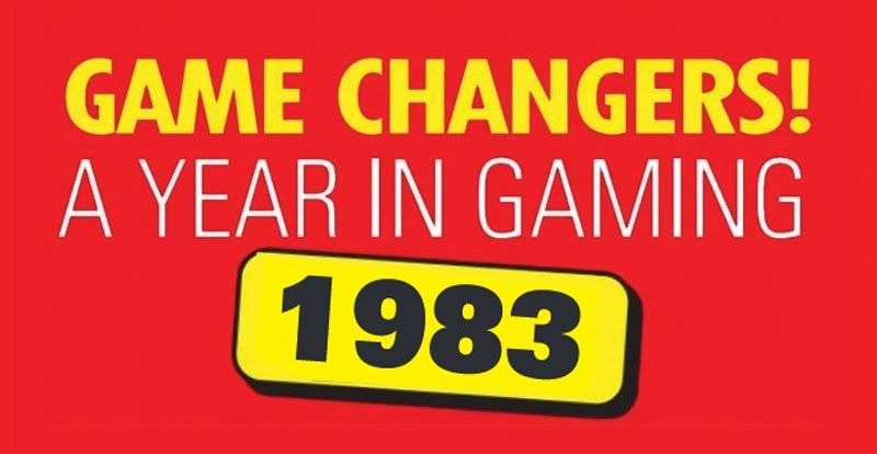 Game changers! A year in gaming – 1983