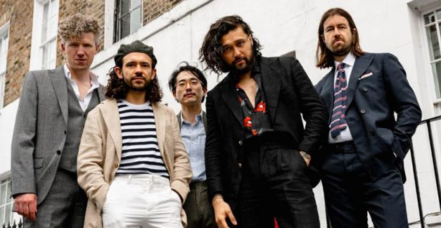Gang of Youths return with stunning single 'The Angel of 8th Ave'