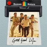 Album cover artwork for Human Nature