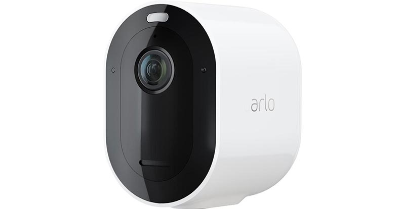 Arlo Pro 4 Wire-free 2K HDR Spotlight Camera