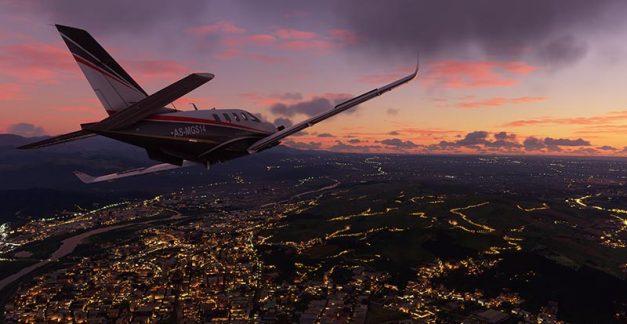 Xbox marks the spot for Microsoft Flight Simulator!