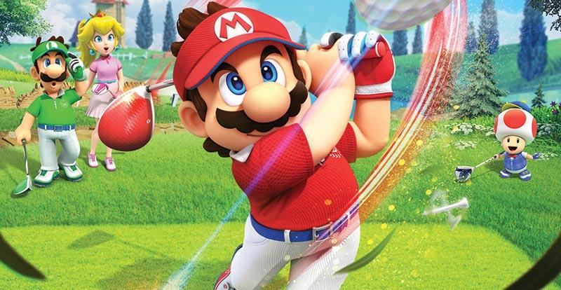 You're a good sport, Mario!