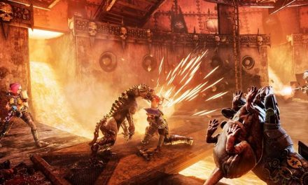 Necromunda: Hired Gun – review