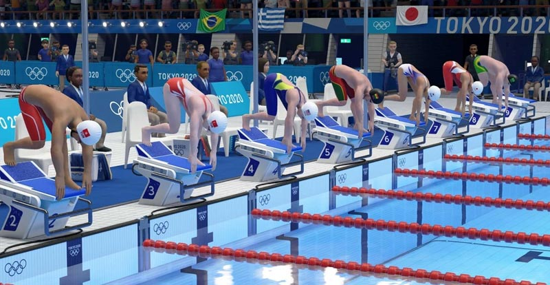 Olympic Games Tokyo 2020: The Official Video Game – review