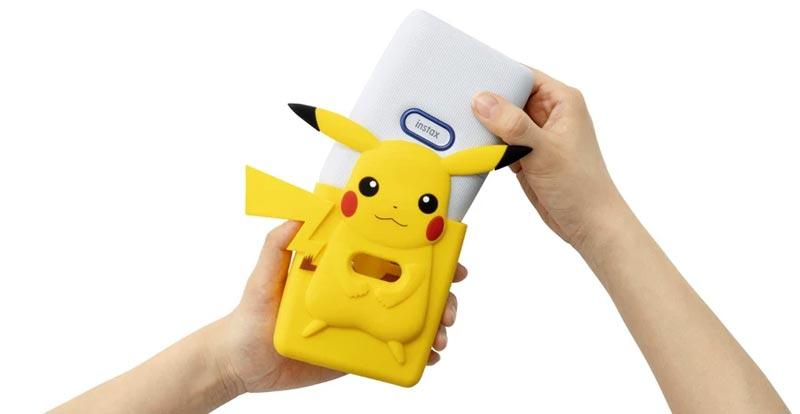 Fujifilm instax mini Link Printer Pikachu Special Edition