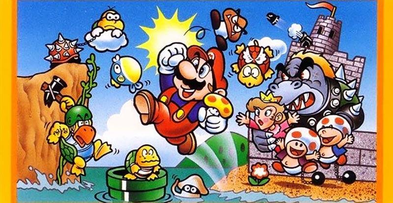 Super Mario Bros. - Famicom
