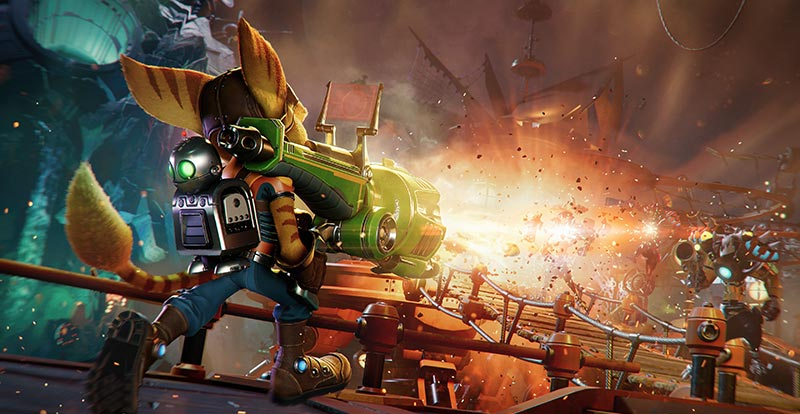 Ratchet & Clank: Rift Apart – review