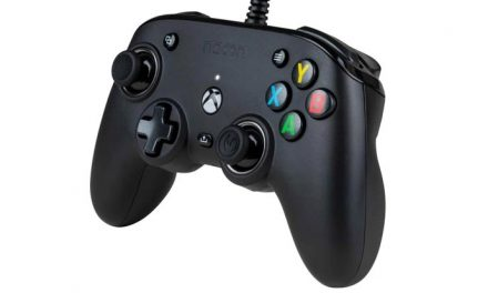 Playing with the RIG Nacon Pro Compact Controller for Xbox