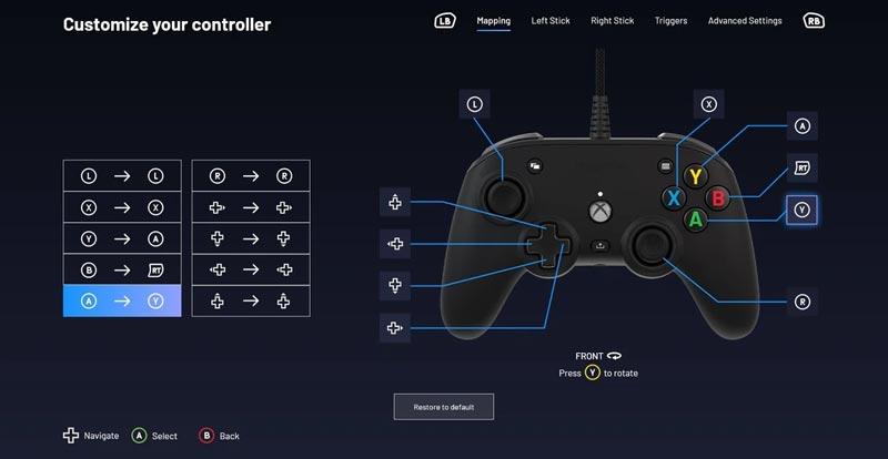 RIG Nacon Pro Compact Controller for Xbox
