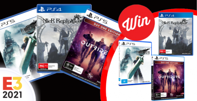 Score an epic E3 Square Enix PlayStation pack!
