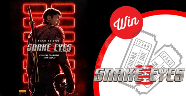 Get tactical with Snake Eyes: G.I. Joe Origins