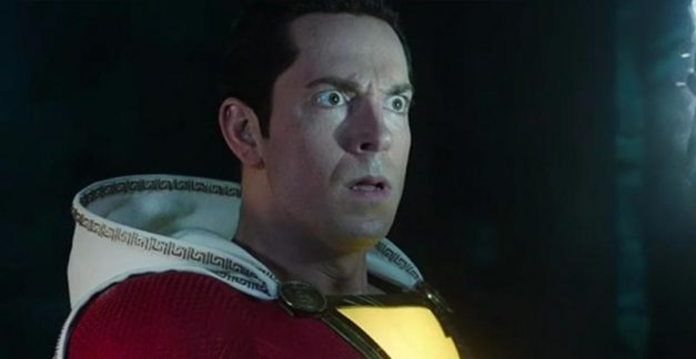 Our first official look at Shazam! Fury of the Gods