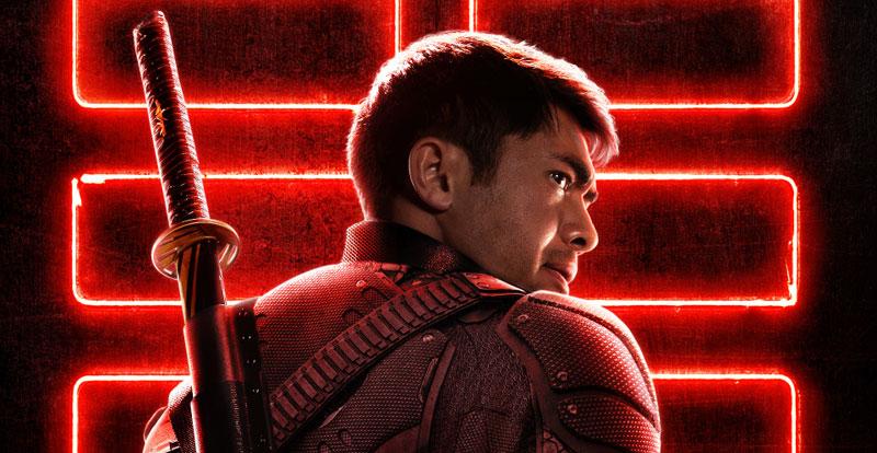 Snake Eyes: G.I. Joe Origins – new featurette