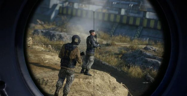 Sniper Ghost Warrior Contracts 2 – review