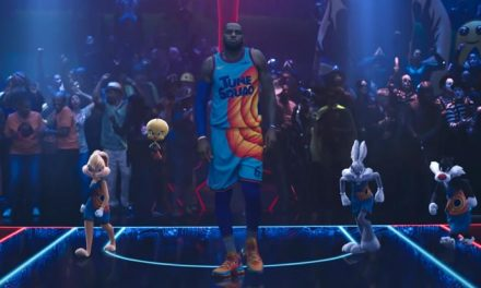 Space Jam: A New Legacy gets the ESPN treatment