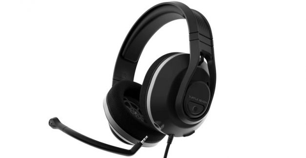 Playing with the Turtle Beach Recon 500 wired gaming headset