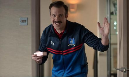 Ted Lasso's back, and he's brought the bickies!