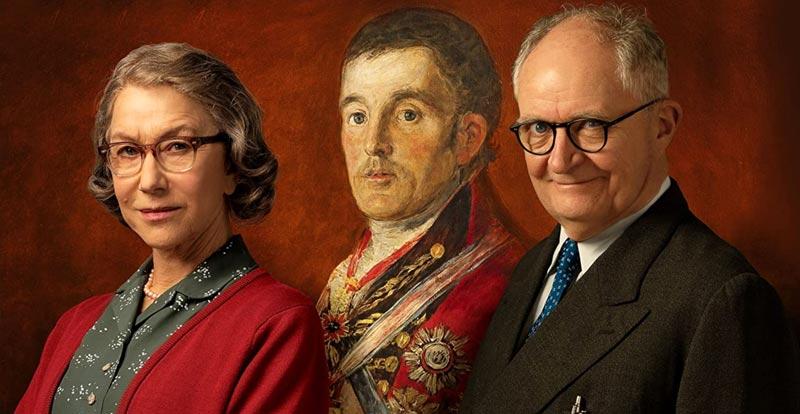 Broadbent, Mirren and The Duke