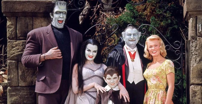 Rob Zombie vs The Munsters