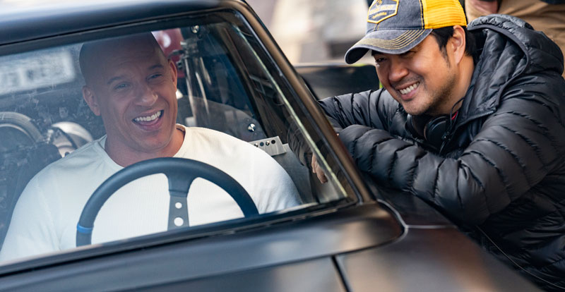 Q&A with director Justin Lin – Fast & Furious 9