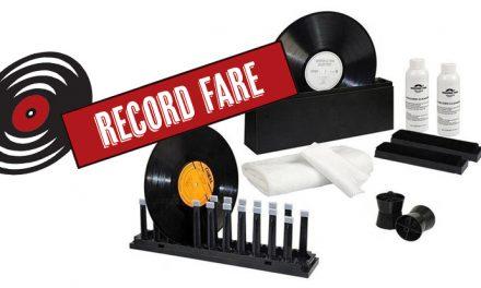 Record Fare – the latest in vinyl accessories (June '21)