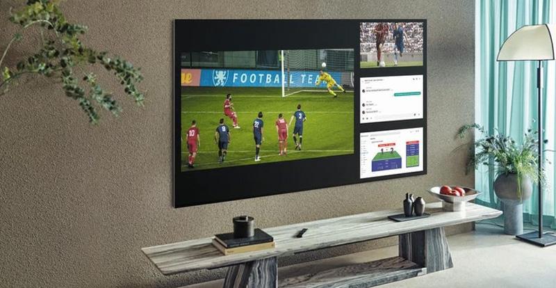 The best TVs for sport – big games, big screens