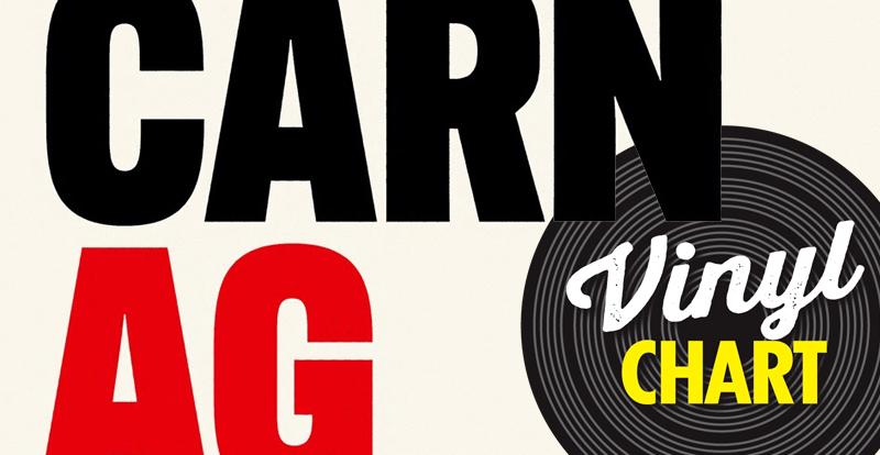 JB's vinyl chart (June 18 – 24, 2021)