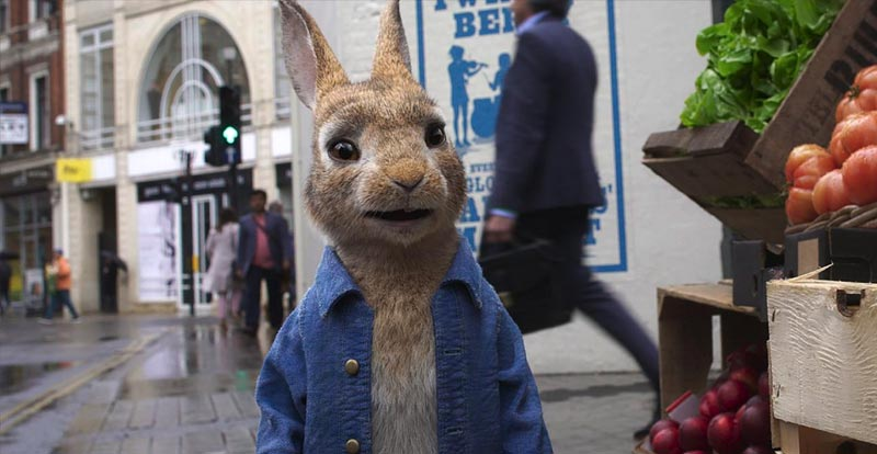 4K August 2021 - Peter Rabbit 2
