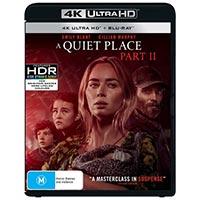 4K August 2021 - A Quiet Place: Part II