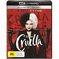 4K August 2021 - Cruella