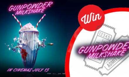 WIN tickets to see Gunpowder Milkshake