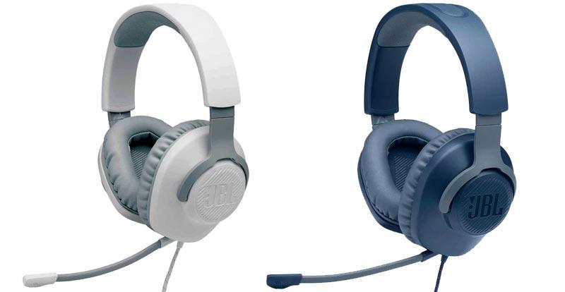JBL Quantum 100 Gaming Headset